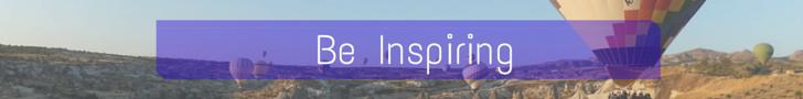 Be Inspiring