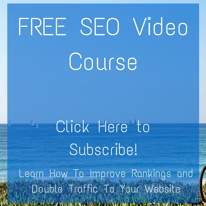 SEO Travel Video Course