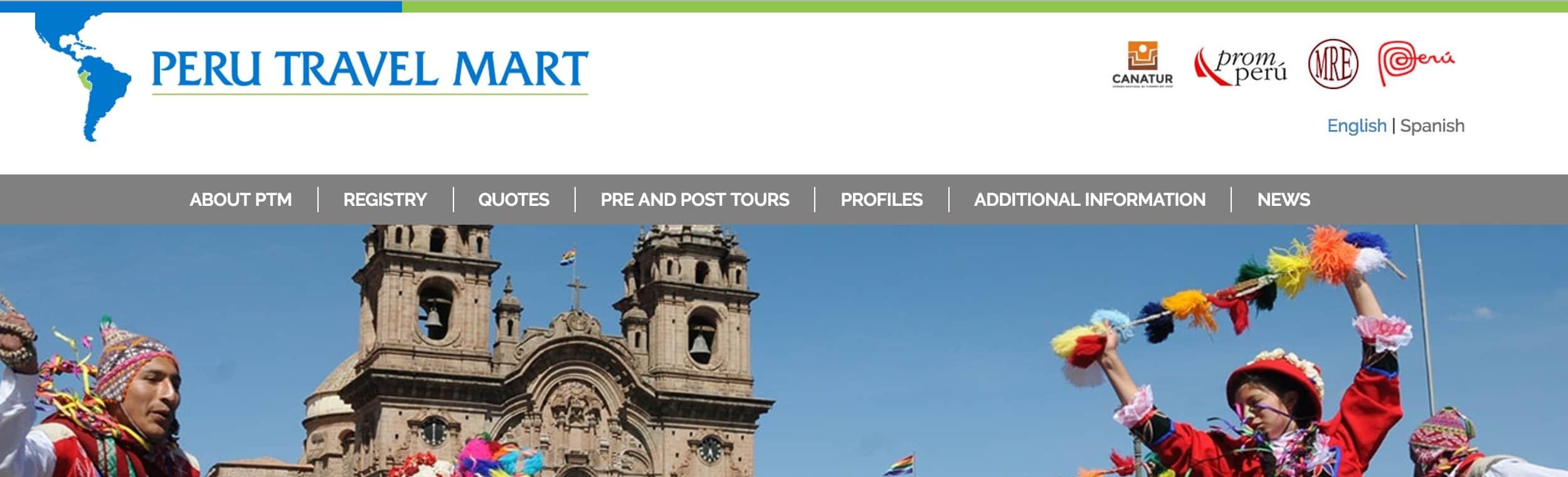Peru Travel Mart