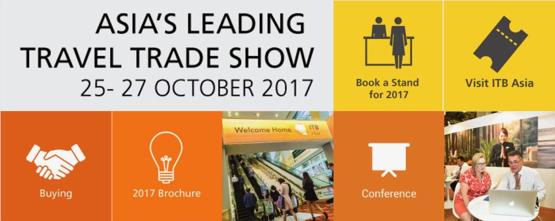 Travel Trade Show Asia