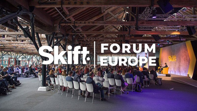 Skift Forum Europe 2020 Banner