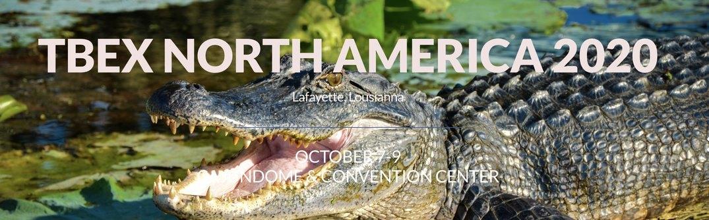 TBEX North America 2020 Banner