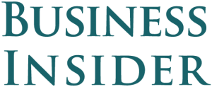 Business Insider logo transparent