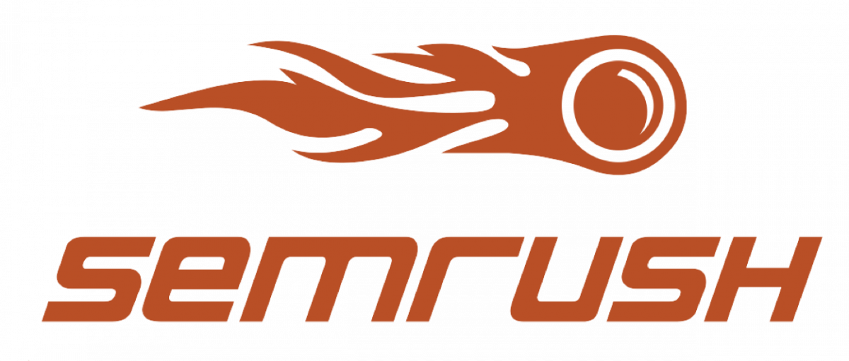 Semrush logo transparent