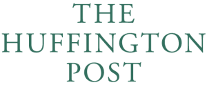The huffington post logo transparent