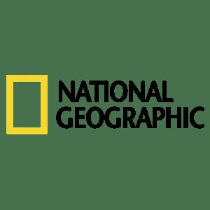 National Geographic logo transparent
