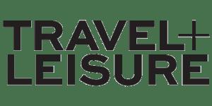 Travel and Leisure logo transparent
