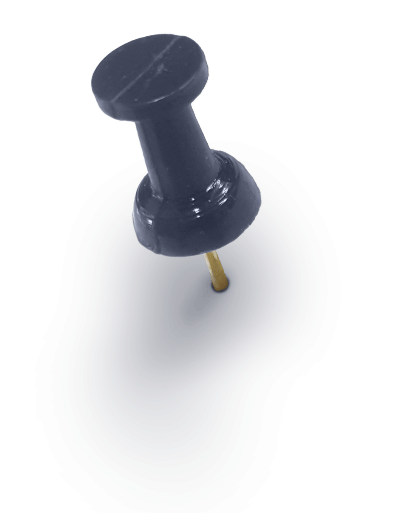 Blue Pin 1