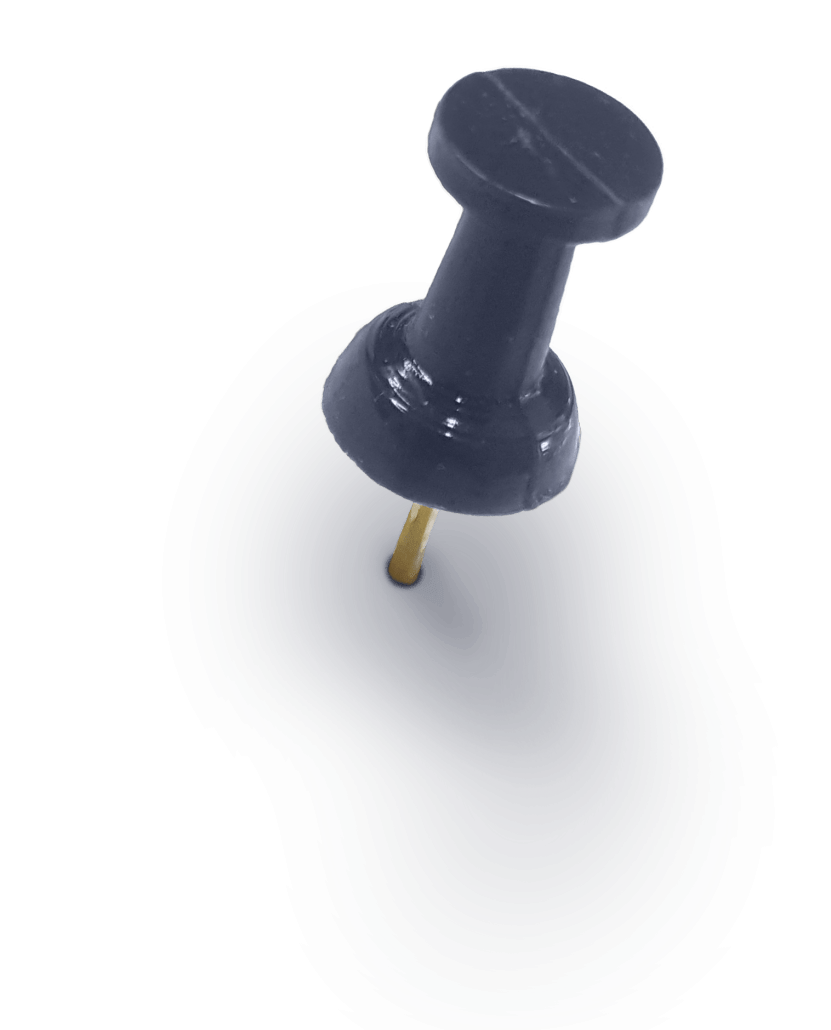 Blue Pin 2