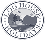 Log House Holidays Logo
