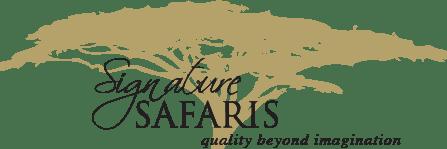 Signature Safaris Logo Transparent