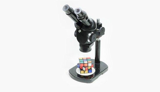 Runiks Cube Microscope
