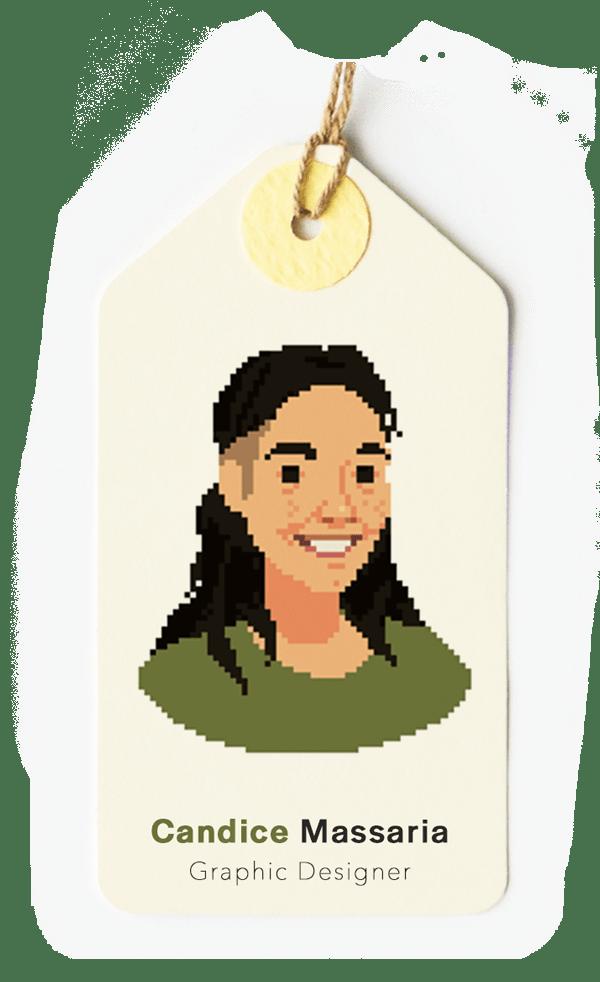 Candice - Our Designer